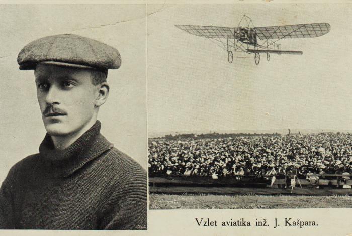 Jan Kašpar, photo: Archives du Musée de Bohême de l'Est de Pardubice