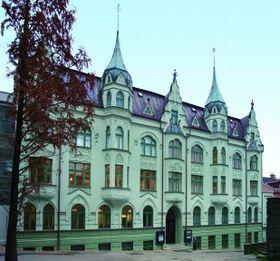 Photo: Petr Nový / Musée du verre et de la bijouterie à Jablonec nad Nisou, CC BY 3.0 Unported