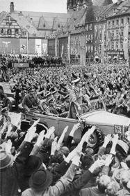 En 1938, los Sudetes fueron anexionados por Alemania, foto: Bundesarchiv, Bild 137-004055 / CC-BY-SA 3.0