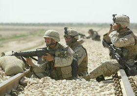 US troops in Iraq, photo: CTK