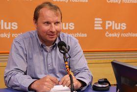 Miroslav Poche, foto: Jana Trpišovská, ČRo