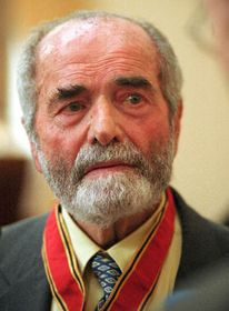 Pavel Tigrid, 2000, photo: CTK