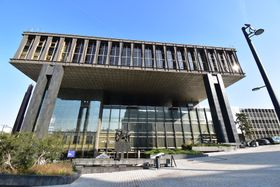 El edificio de la Asamblea Federal Checoslovaca, foto: Ondřej Tomšů