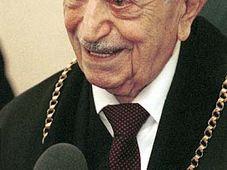 Simon Wiesenthal, photo: CTK