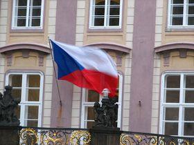 Presidential balcony, photo: Kristýna Maková