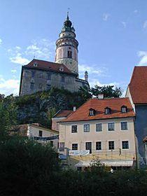 Schloss in Český Krumlov (Foto: CzechTourism)