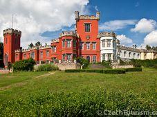 Hrádek u Nechanic, foto: CzechTourism