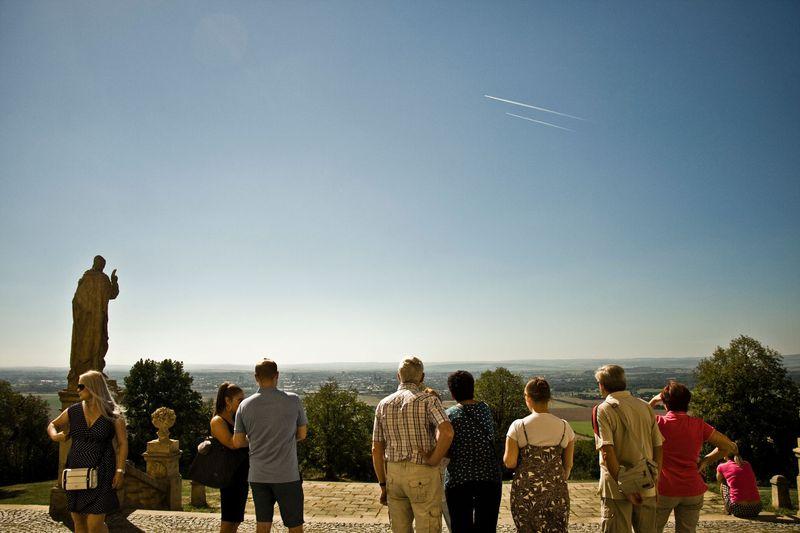 Pohled na Hanou ze Svatého Kopečku, foto: Vít Pohanka