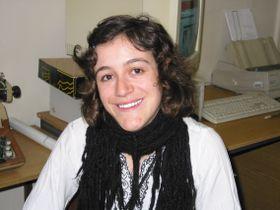 María Ángeles Martín Cubo (Foto: autora)