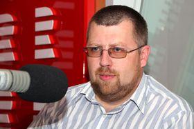 Jaroslav Pinkas, photo: Šárka Ševčíková / Czech Radio