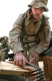 Soldado americano, foto: CTK