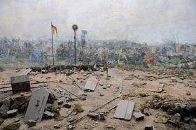 Maroldovo panorama bitvy uLipan, foto: VHU Praha