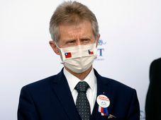Miloš Vystrčil (Foto: ČTK / Kateřina Šulová)