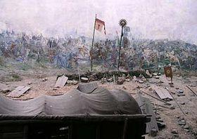 Maroldovo panorama bitvy uLipan