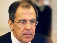 Serguey Lavrov, foto: CTK