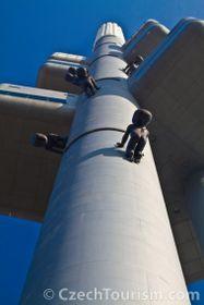 La torre de Žižkov, foto: CzechTourism