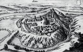 Tábor, zdroj: archiv Univerzity Karlovy