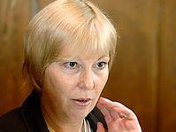 Milena Vicenova, photo: CTK