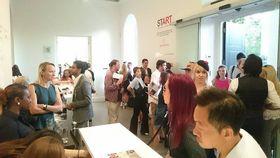 Start Art Fair vLondýně, foto: oficiální facebook veletrhu
