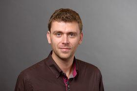 Pavel Polák (Foto: Jan Rasch, Archiv des Tschechischen Rundfunks)