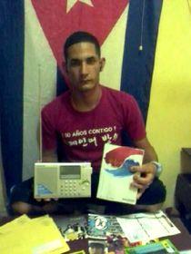 Osmany Cabrera Herrera, foto: archivo de O.C.Herrera