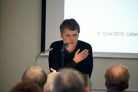 Eduard Burget, photo: Ústav dějin umění Akademie věd ČR