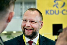 Jan Bartošek, foto: Michaela Danelová, archiv ČRo