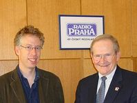 David Vaughan and Phil Kasik