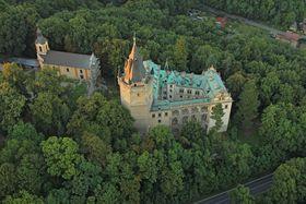 Stránov Castle, photo: Zdeněk Fiedler, CC BY-SA 3.0