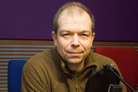 историк Эдуард Стеглик, фото: Адам Кебрт, ЧРо