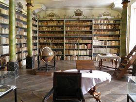 La biblioteca incluye hoy en día unos 17.000 libros, foto: Anton kajmakov