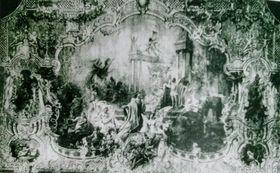 Původní opona Eduarda Veitha, foto: Wikimedia Commons, Public Domain