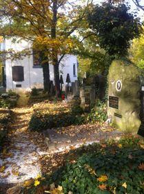 L'ancien cimetière russe à Olšany, photo: Pryvid, CC BY-SA 4.0