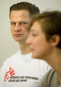 Петр Мацек и Павлина Козелкова (Фото: ЧТК)