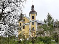 Kostel v Neratově, foto: Zdeňka Kuchyňová