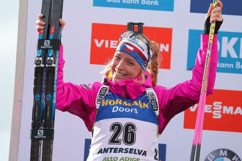 Маркета Давидова, Фото: Andrea Solero/ANSA via AP