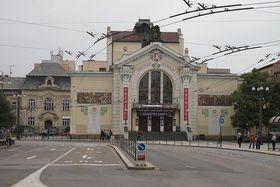 Le théâtre de la Bohême de l'Est à Pardubice, photo: Kristýna Maková