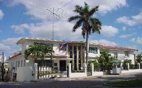 La embajada checa en Cuba, foto: www.mzv.cz