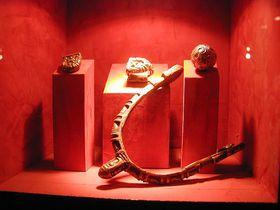 Šperky nalezené vMikulčicích, foto: Štěpánka Budková
