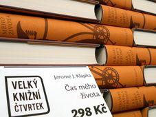 Большой книжный четверг, Фото: Эва Туречкова