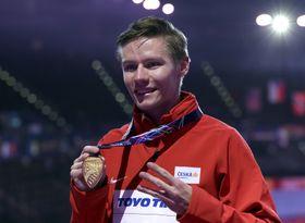 Pavel Maslák, photo: CTK