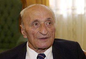Rudolf Pernický (na archivním snímku z31. května 2002), foto: ČTK