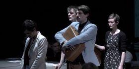 'Stolpersteine Staatstheater' (Foto: YouTube Kanal des Staatstheaters Karlsruhe)