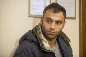 Задержанный гражданин Турции, Фото: ЧТК