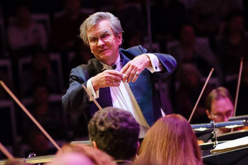 Владимир Федосеев, фото: Vladimir Volkov (Moscow Philharmonic society)