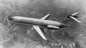 Jugoslawische Maschine DC-9 (Foto: ČTK)