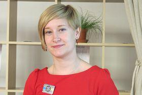 Barbora Mrázková, foto: Kristýna Maková / Český rozhlas - Radio Praha