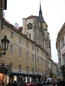 Костел св. Ильи в Праге (Фото: Ludek, Wikimedia Commons, License Creative Commons 3.0)