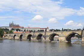 El puente Carlos, foto: Ondřej Tomšů