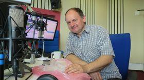 Радомир Тихий, фото: Milan Baják, архив Чешского радио